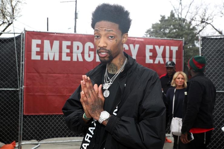 Sonny Digital attends The Fader Fort 2018 - Day 2 on March 15, 2018 in Austin, Texas.