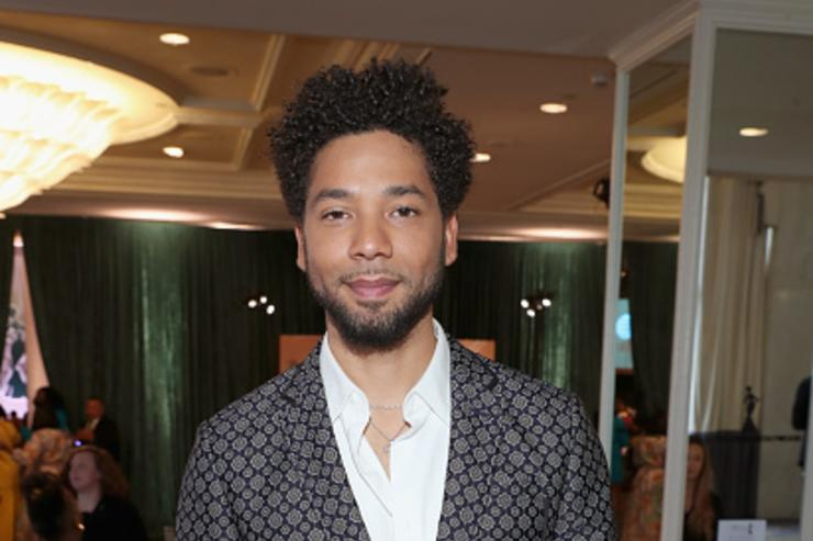 Jussie Smollett attends the 2018 Essence Black Women In Hollywood Oscars Luncheon at Regent Beverly Wilshire Hotel on March 1, 2018 in Beverly Hills, California.