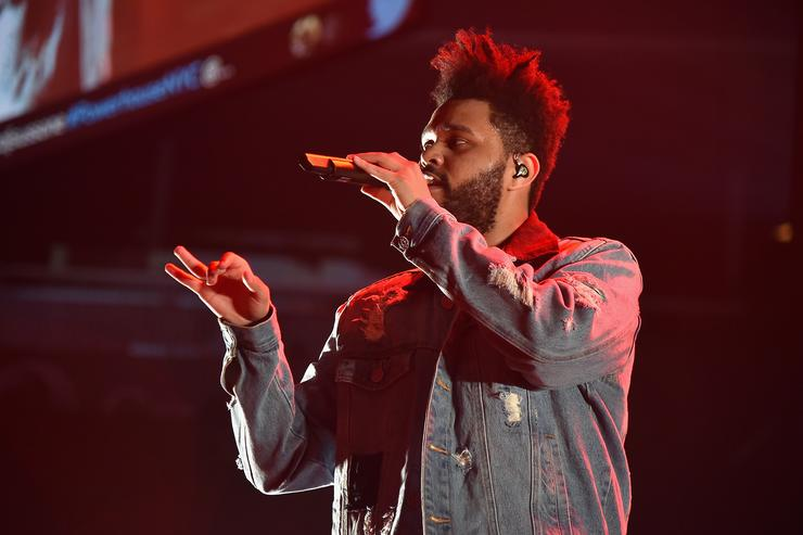 The Weeknd Shares 'My Dear Melancholy,' Project