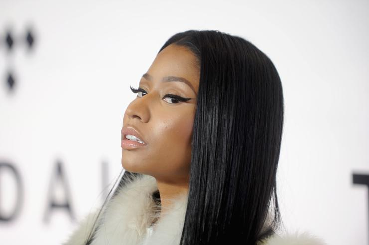 Nicki Minaj Stars in New Mercedez-Benz Commercial