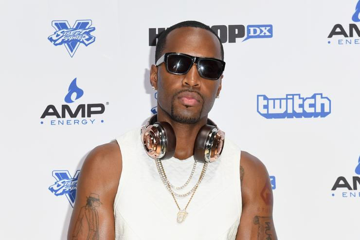 Safaree Samuels allegedly robbed at gunpoint