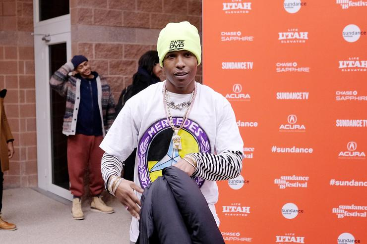 Rapper A$AP Rocky attends the 'Monster' Premiere during the 2018 Sundance Film Festival at Eccles Center Theatre on January 22, 2018 in Park City, Utah.