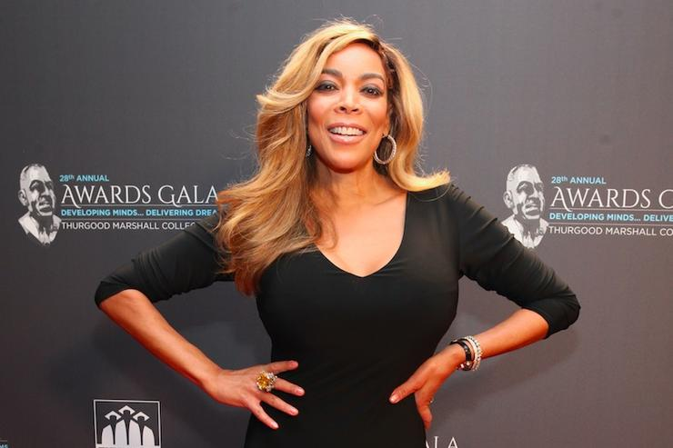 Wendy williams naked tits