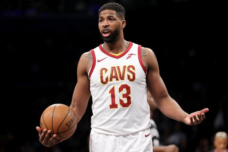 Tristan Thompson's ex responds to rumours he's cheating on Khloe Kardashian