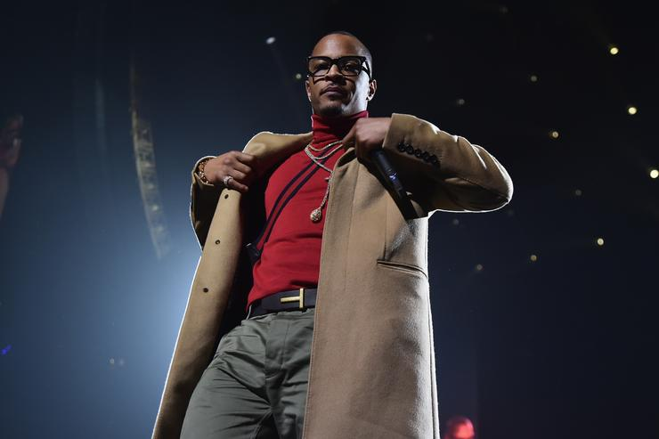 T.I. performs onstage during TIDAL X: Brooklyn at Barclays Center of Brooklyn on October 17, 2017 in New York City.