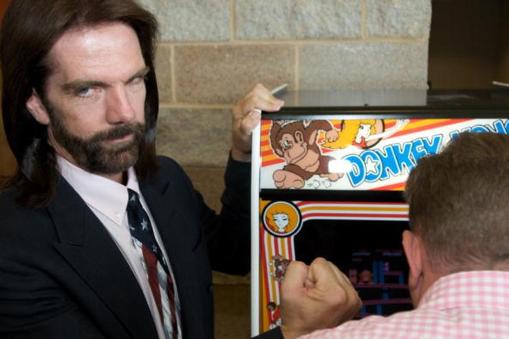 Billy Mitchell Banned by Twin Galaxies, All Donkey Kong Score Records Stripped