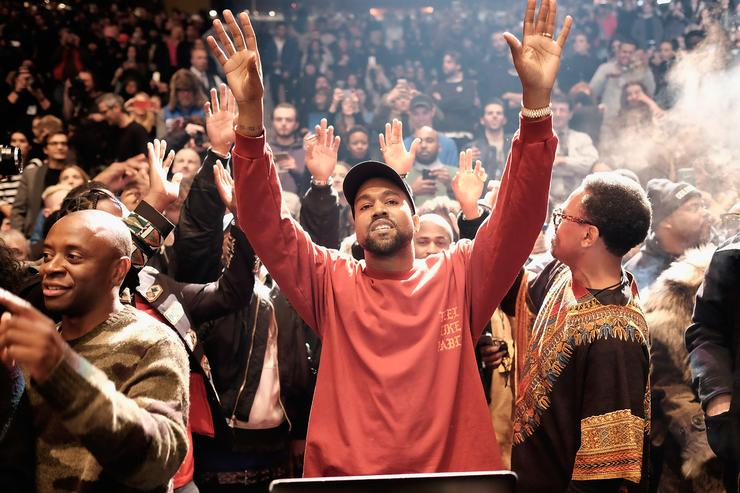 Kanye West is writing a philosophy book