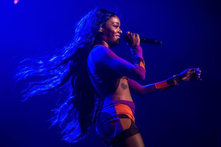 Azealia Banks claims she was drugged and raped