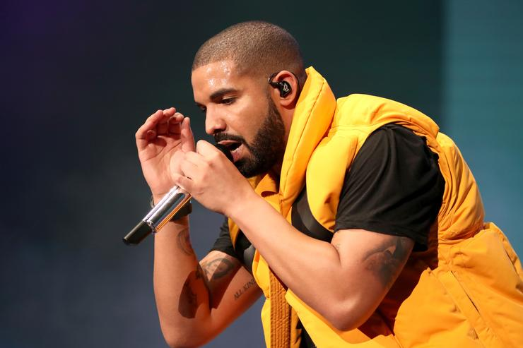 Drake Hints On Upcoming Album 'Scorpion'