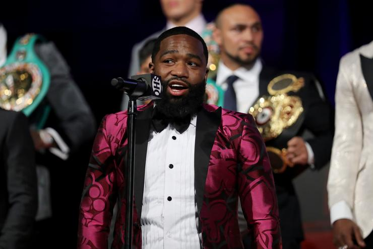 Adrien Broner Gets Into Heated Beef With Rapper 6ix9ine