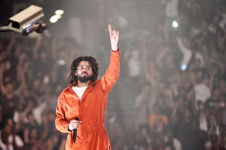 J. Cole Announces Surprise Intimate No Phones, No Cameras Show + Clears Instagram