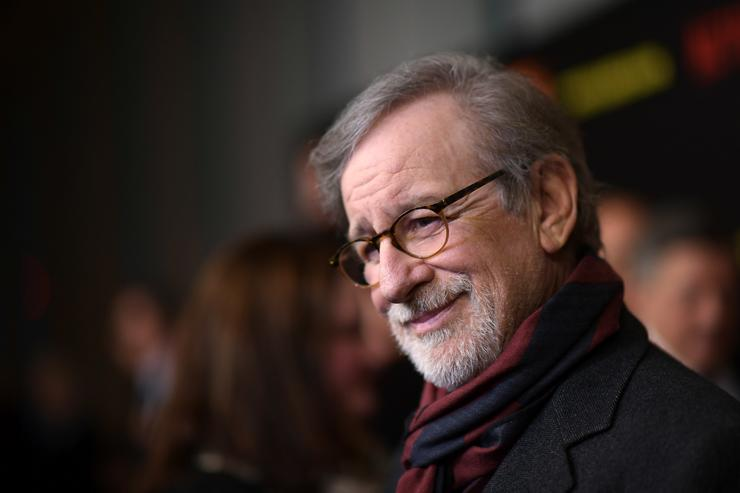 Steven Spielberg Set to Take on `Blackhawk'