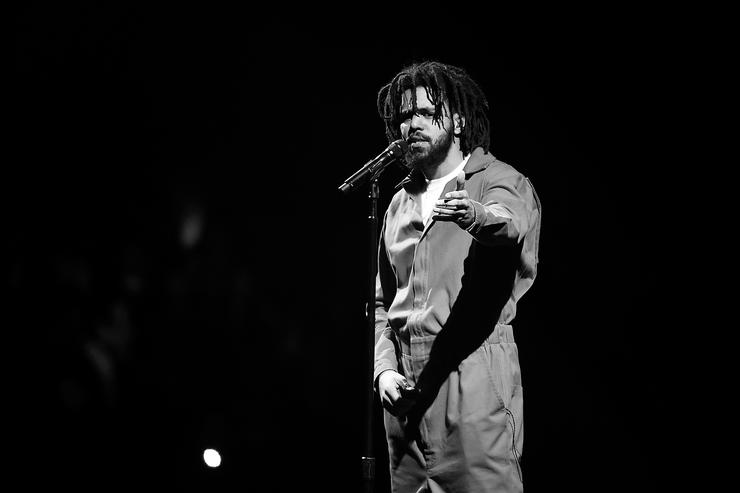 J coles kod title track reportedly breaks spotify opening day record