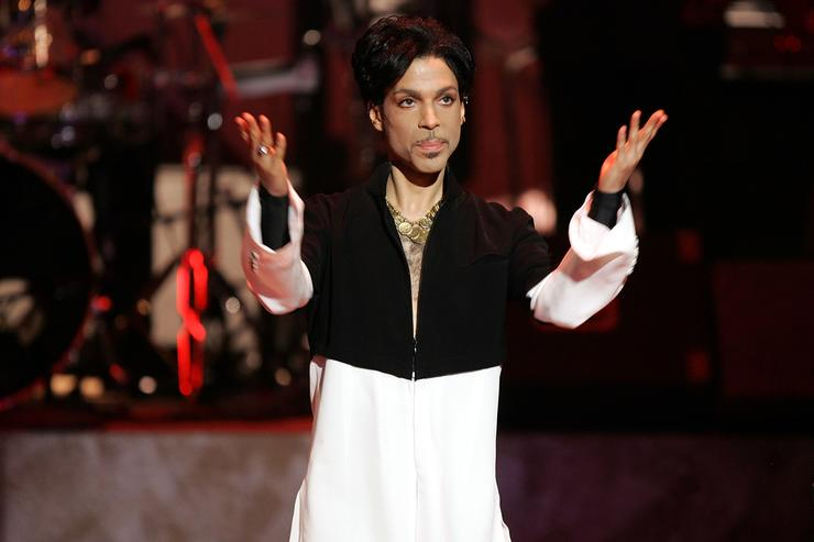 An album of unreleased Prince music is arriving this year