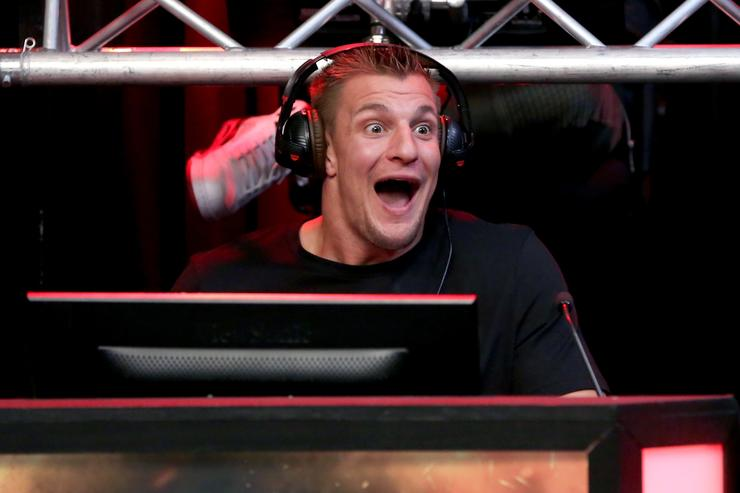 Does Rob Gronkowski want to play football?