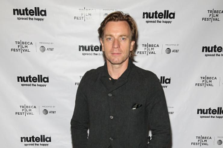 Ewan McGregor attends the afterparty for ZOE during the 2018 Tribeca Film Festival at The Ainsworth on April 22, 2018 in New York City.