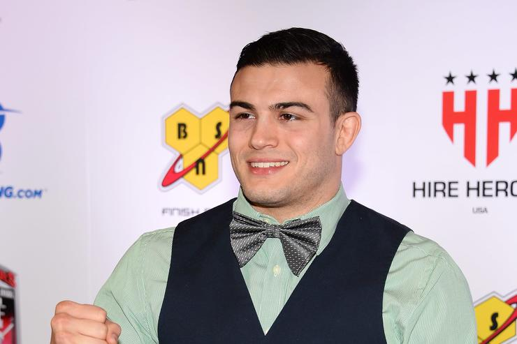 One-Handed Nick Newell One Step Away To Sign A UFC Contract