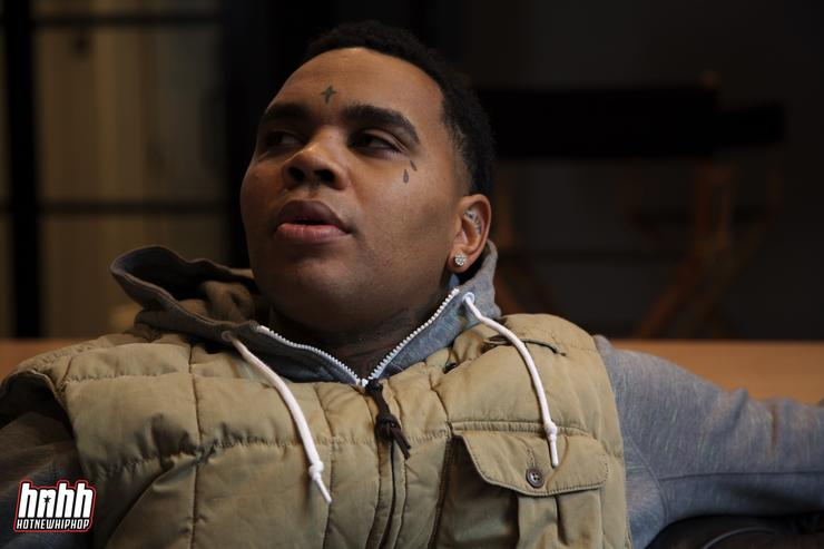 Kevin Gates Talks Prison Depression Choosing Music Over Street Life