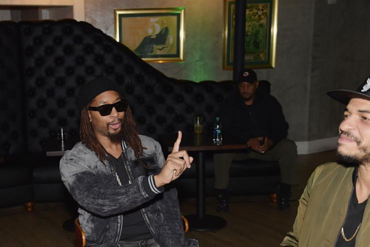 Lil Jon attends the Xbox One X Launch Event at 5Church on November 1, 2017 in Atlanta, Georgia.