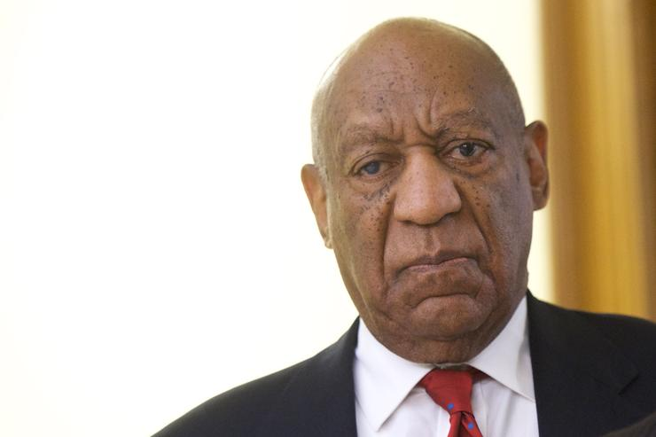 Cosby's unlikely source of strength as he prepares for prison