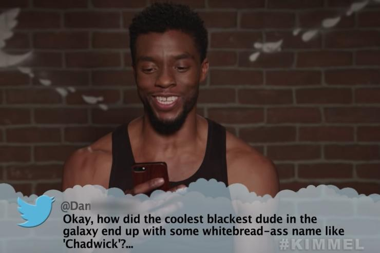 Jimmy Kimmel Live Debuts Avengers Edition Of Celebrity Mean Tweets