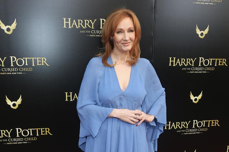 Harry Potter: JK Rowling sorry for killing off a character