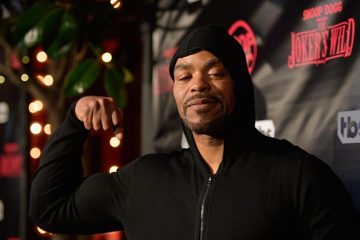 Method Man at TBS' Drop the Mic and The Joker's Wild Premiere Party at Dream Hotel on October 11, 2017 in Hollywood, California.