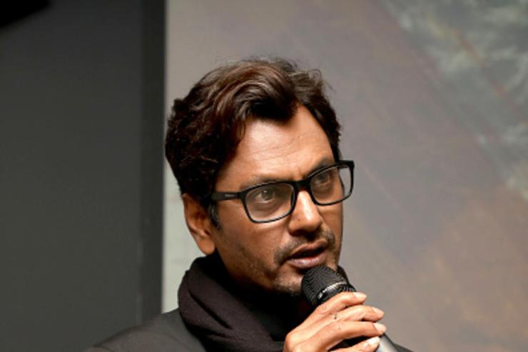 Nawazuddin Siddiqui attends the Mantha Buyers Evening at The 70th Cannes Film Festival at Majestic Barierre on May 22, 2017 in Cannes, France