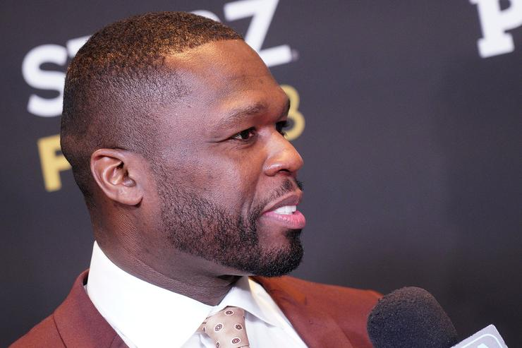 Curtis '50 Cent' Jackson attends For Your Consideration event For Starz's 'Power' at The Jeremy Hotel on May 3, 2018 in West Hollywood, California