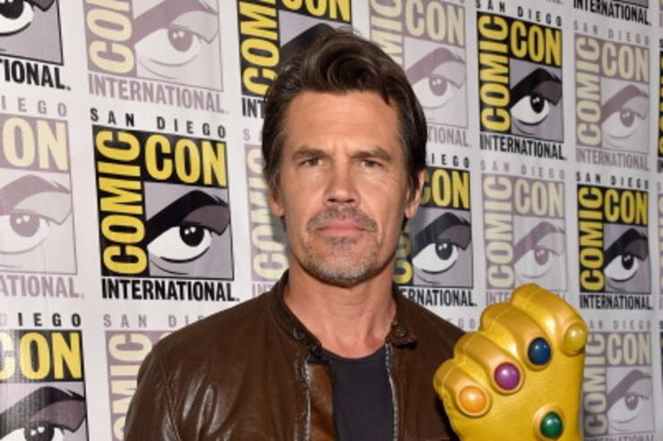 Actor Josh Brolin attends Marvel's Hall H Press Line for 'Ant-Man' and 'Avengers: Age Of Ultron' during Comic-Con International 2014 at San Diego Convention Center on July 26, 2014 in San Diego, California.