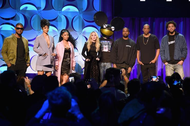 Tidal Accused of Inflating Beyonce and Kanye West Streaming Numbers