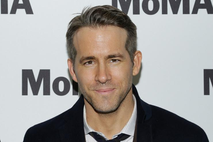 Ryan Reynolds attends The Contenders Screening of DEADPOOL With Ryan Reynolds at MOMA on December 19, 2016 in New York City.
