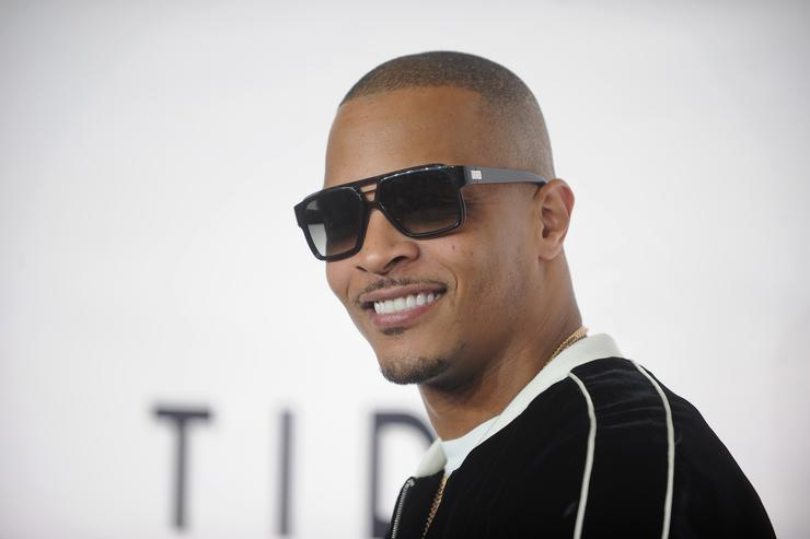 T.I. attends TIDAL X: 1015 on October 15, 2016 in New York City