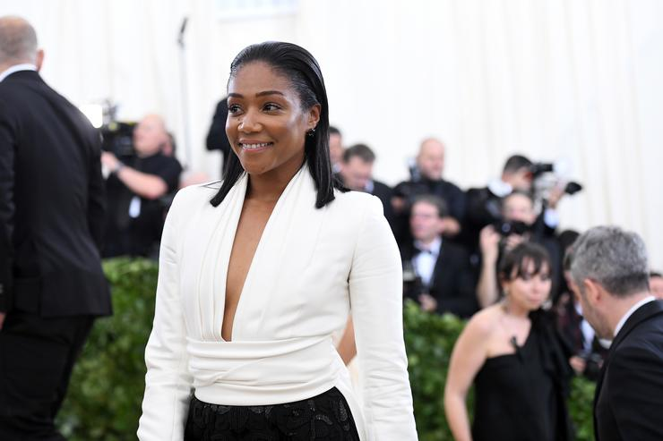 Tiffany Haddish at the Met Gala 2018