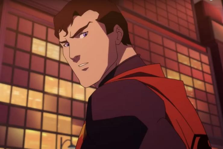 Warner Releases Trailer for 'Death of Superman'