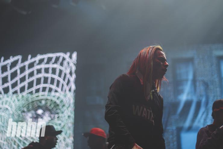 Tekashi 6ix9ine Performing