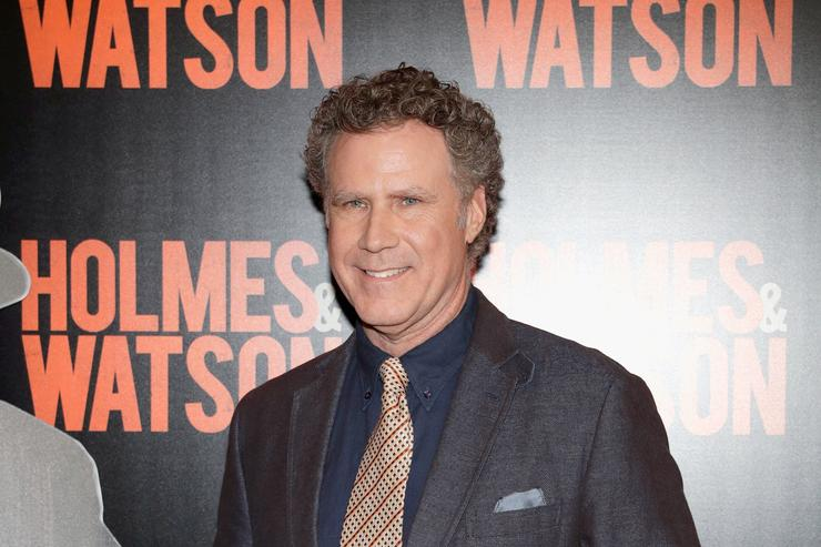 Actor Will Ferrell attends the CinemaCon 2018 Gala Opening Night Event in Las Vegas, Nevada