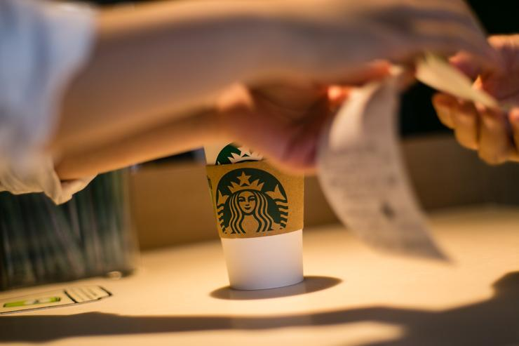 Starbucks under fire again after racial slur on coffee cup