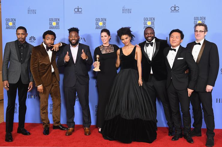 "Cast and Crew of ""Atlanta"""
