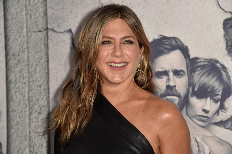 Actor Jennifer Aniston attends the premiere of HBO's 'The Leftovers' Season 3 at Avalon Hollywood on April 4, 2017 in Los Angeles, California.