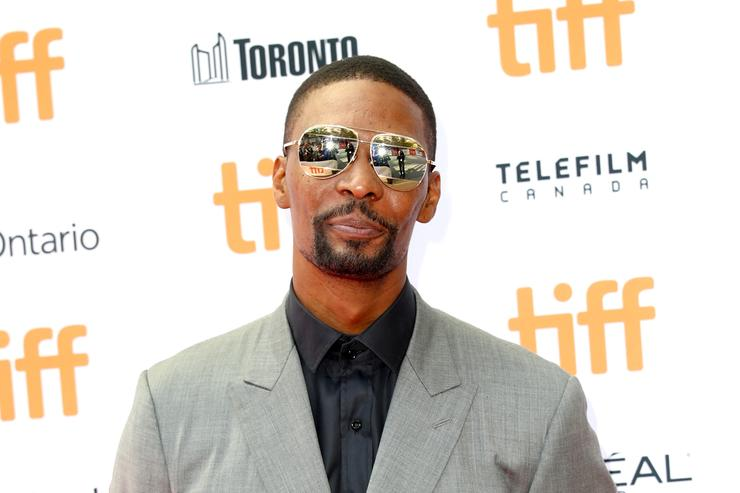 Chris Bosh attends 'The Carter Effect' premiere during the 2017 Toronto International Film Festival at Princess of Wales Theatre on September 9, 2017 in Toronto, Canada.