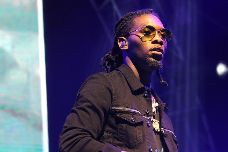 Offset of Migos performs onstage at night three of the STAPLES Center Concert, sponsored by Sprite, during the 2017 BET Experience at Staples Center on June 24, 2017 in Los Angeles, California