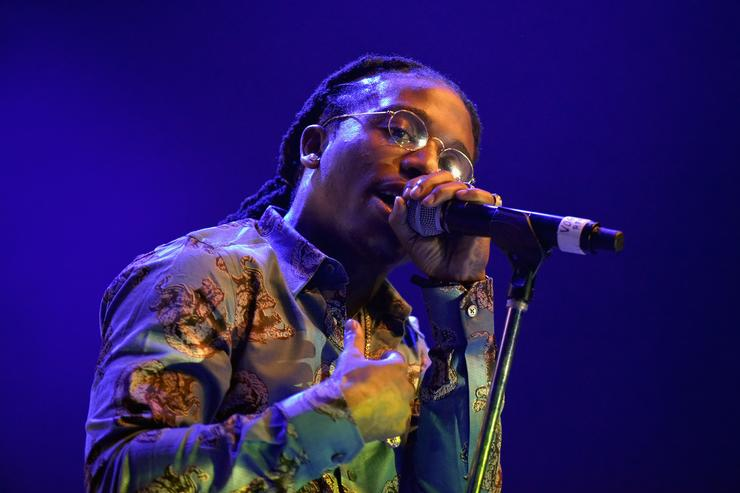Jacquees at night three of the Late Night Concert during the 2017 BET Experience at The Novo by Microsoft on June 24, 2017 in Los Angeles, California.