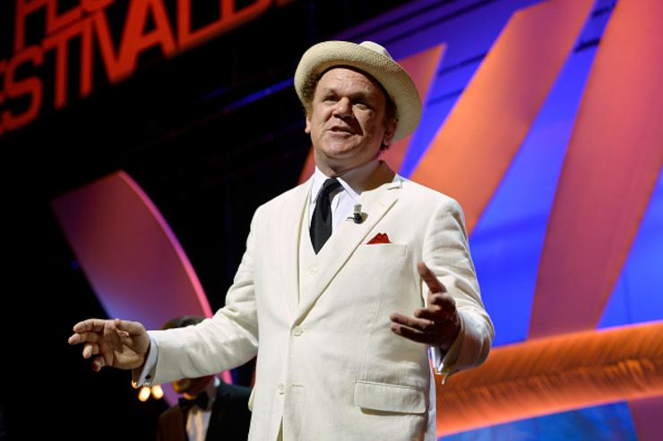Actor John C. Reilly attends the closing ceremony during the 68th annual Cannes Film Festival on May 24, 2015 in Cannes, France.