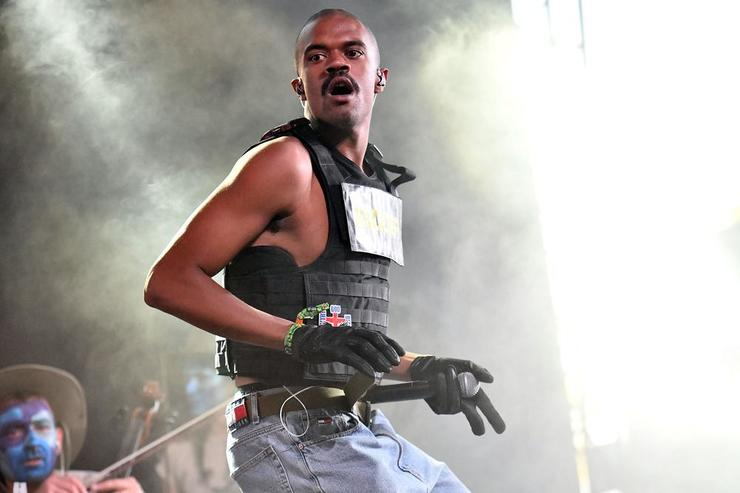 Brockhampton kick Ameer Vann out following sexual assault allegations