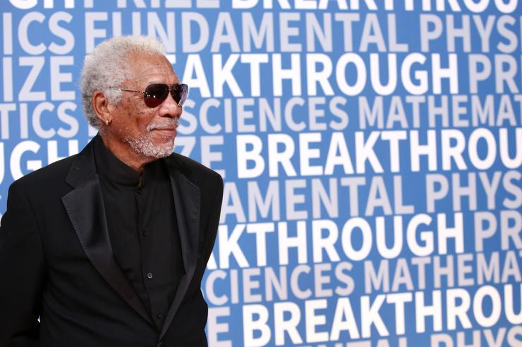 Morgan Freeman demands apology from CNN amid sexual harassment claims