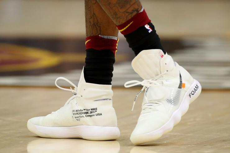 jr smith nike off white