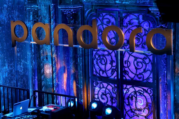 A general view of atmosphere at Pandora Presents: John Legend at The Angel Orensanz Foundation on December 8, 2016 in New York City