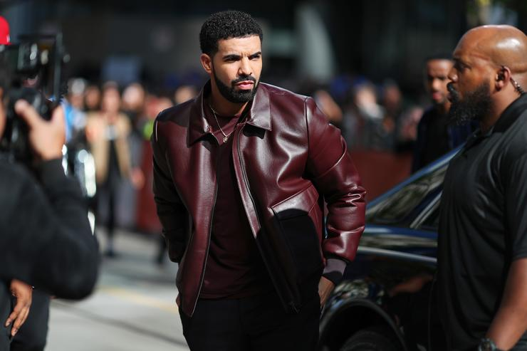 Drake's Alleged Baby and Baby Mama Revealed in Photos