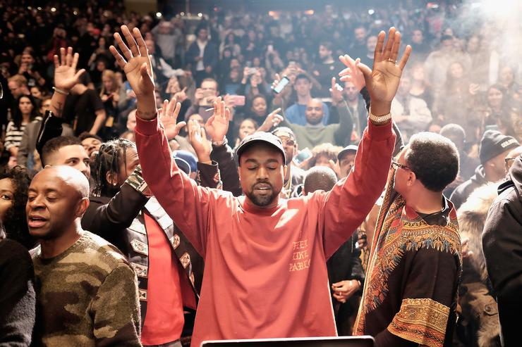 Kanye West Says He Completely Redid His Album After TMZ